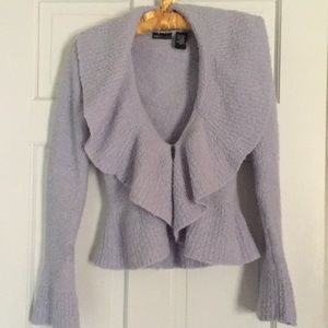 Moda International Lavender boucle sweater ❄️